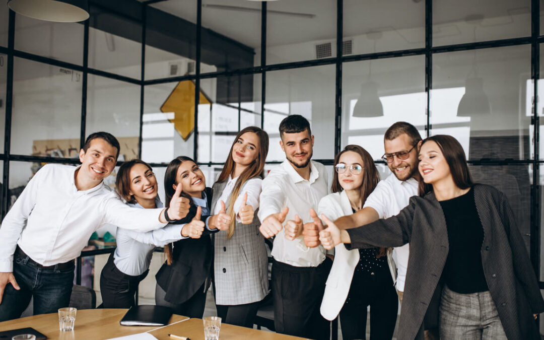 The Link Between Employee Engagement and Performance
