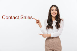 RedCloud contact sales